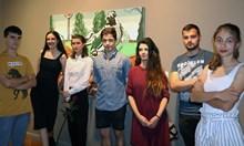 """7 млади автори в галерия """"Сан Стефано"""