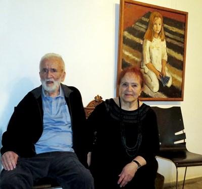 Любимир Левчев на откриване на изложба на Дора Бонева, 2016 г.  СНИМКА: 24 часа