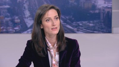 Мария Габриел Кадър: Би Ти Ви