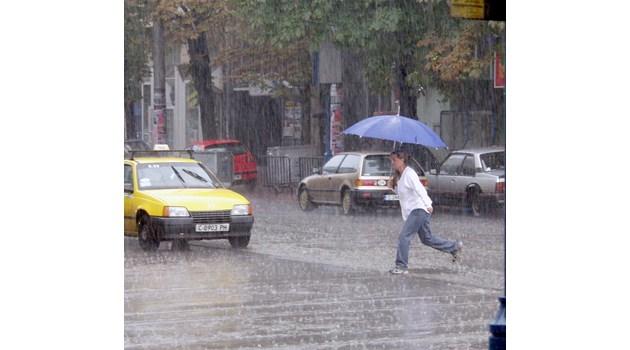 Ефектите от дъжда: чист въздух, лошо вино, повече ток от ВЕЦ