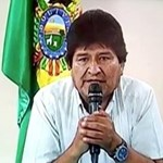 Ево Моралес СНИМКА: Ройтерс