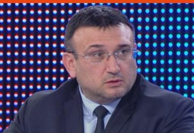 Младен Маринов Кадър: БНТ