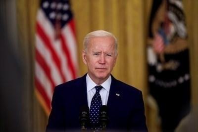 Американският президент Джо Байдън СНИМКА: Ройтерс