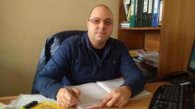 Шефът на обществените поръчки в Пловдив Тодор Тодоров.