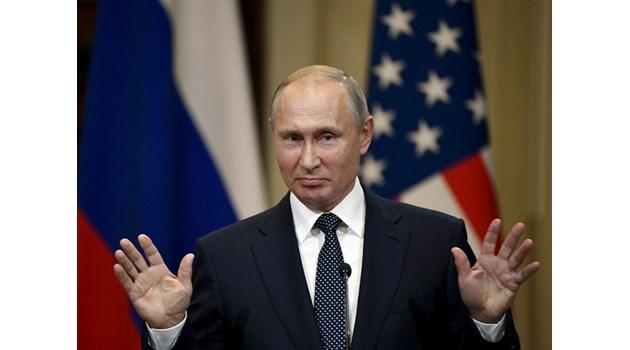Сърбите поканиха Путин, за да им види новите оръжия