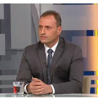 Кметът на Банско Георги Икономов.