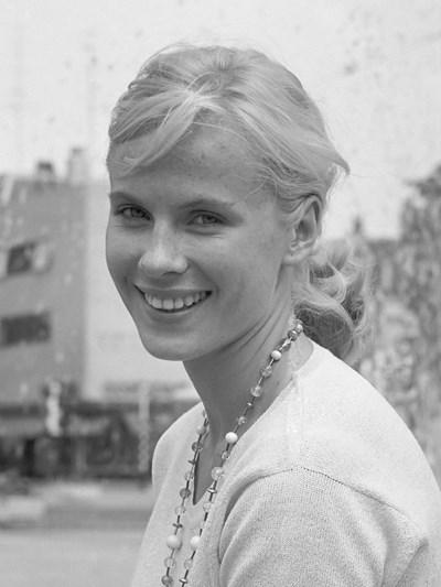 Биби Андерсон през 1961 г. Снимка: Уикипедия/ Anefo