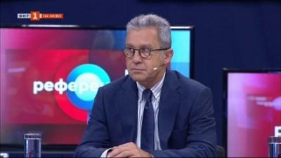 Йордан Цонев Кадър: БНТ