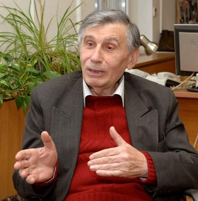 Ивайло Трифонов: Няма ги вече младите на протеста и той се разпада