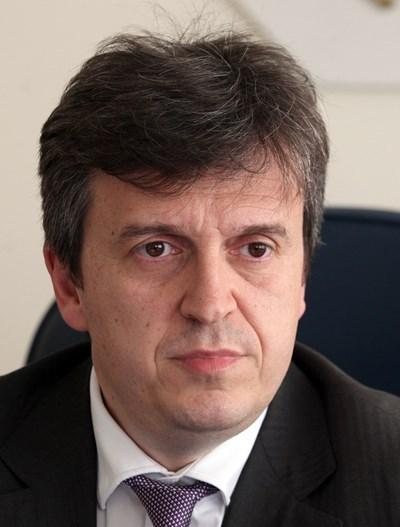 Николай Павлов. СНИМКА: Румяна Тонева