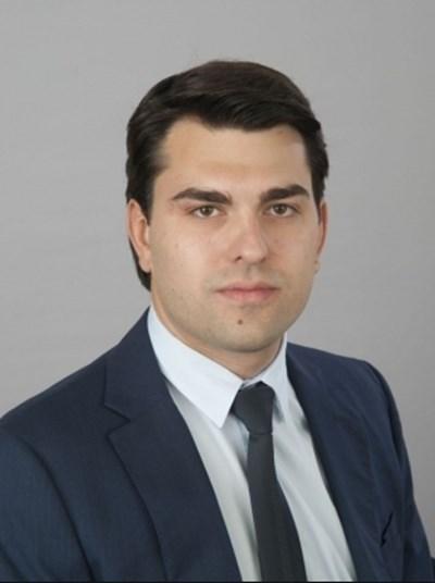 Зам.-министър Георг Георгиев СНИМКА: ГЕРБ