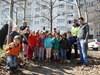 МВР и в детските градини (Снимки)