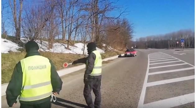Вижте спецакцията срещу битовата престъпност в Шуменско и Нова Загора  (Видео)