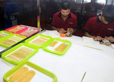 Потреблението на злато в Китай е спаднало с 29% за първите три тримесечия