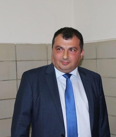 Кметът Марин Рачев