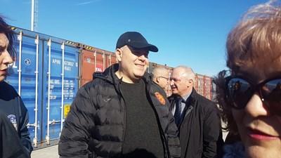 Главният прокурор Иван Гешев СНИМКИ: Авторката