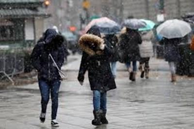 Декември започва със студ, преди Коледа има вероятност за сняг