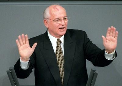 Никой не знае защо Горбачов избира от всички варианти за преход този, който причинява най-зловеща бедност.