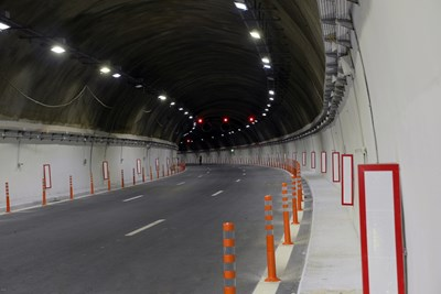 """тунел """"Витиня"""""""
