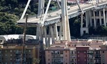 Италианците обещаха до една година да има нов мост на мястото на рухналия