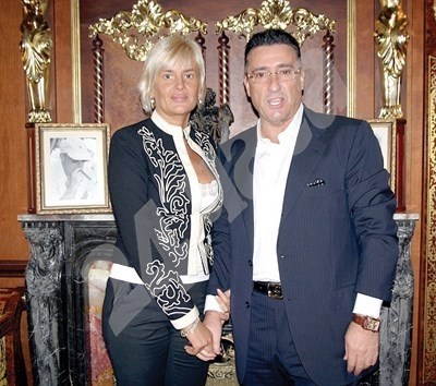 Маринела и Ветко Арабаджиеви през 2008 г. СНИМКА: Архив
