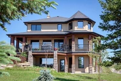 Къщата, която бе обявена за продан.