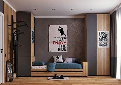 12 кв. м стая за тийнейджър