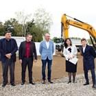 Фантастико започва строителството на най-мащабния си търговско-развлекателен център в Перник