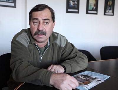 Емил Розов много обича риба и морски дарове, но само от Българското Черноморие
