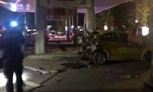 Шофьорката на взривеното такси заредила  метан в незаконна бутилка за пропан-бутан (обзор)