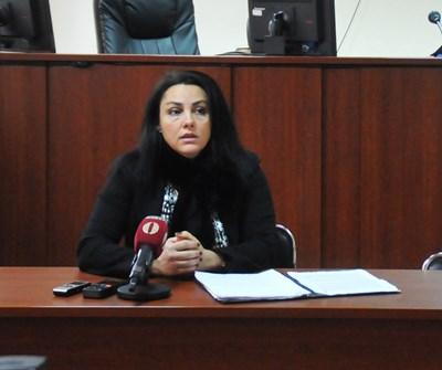 Съдия Деница Вълкова