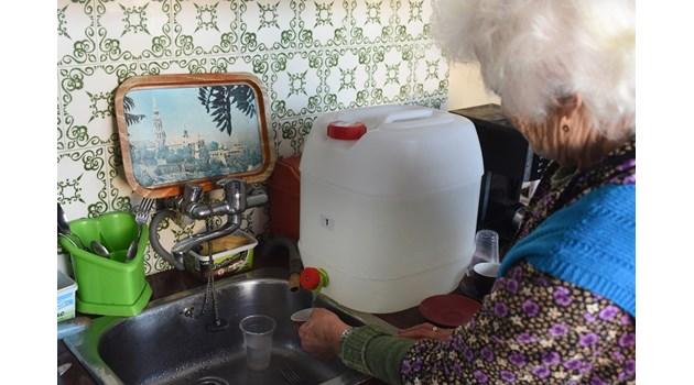 Европа губи 20% вода, София - 42%, страната- 60-70%