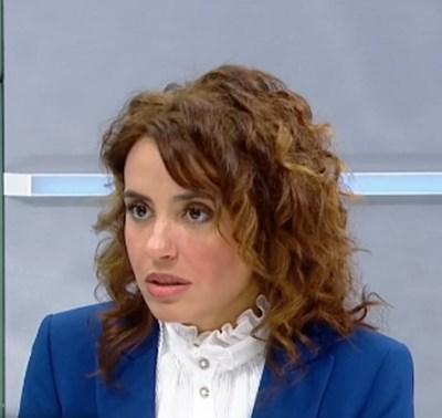 Калина Чапкънова - говорител на Прокурорската колегия на ВСС КАДЪР: БНТ