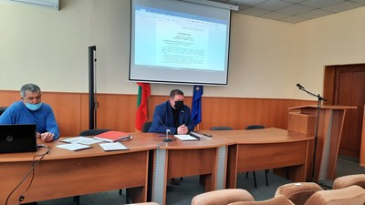 Зам.-областният управител Живко Желязков