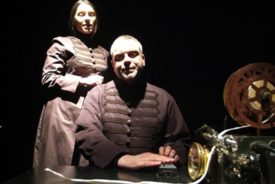 """в новия афиш на """"Сфумато"""" е """"Мъртвешки танц"""" от Стриндберг, спектакъл на Маргарита Младенова. СНИМКА: Архив На Театъра"""