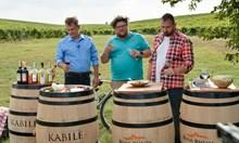 """Вила """"Ямбол"""" представя традициите във винопроизводството тази неделя в """"Ловци на храна"""" по bTV"""