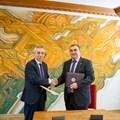Ректорите на двата университета подписаха меморандум за сътрудничество
