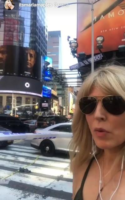 Марла Мейпълс Кадър: Инстаграм