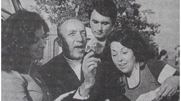 Изтезават феномена Фончо в лагери, защото предсказал края на Георги Димитров