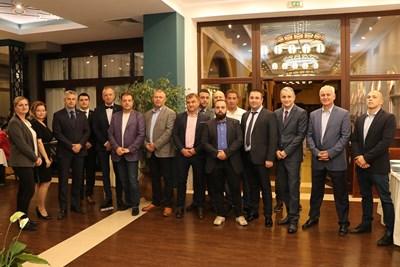"""Кандидатите за общински съветници от """"Алтернативата на гражданите"""" подкрепиха Даниел Панов за трети мандат"""