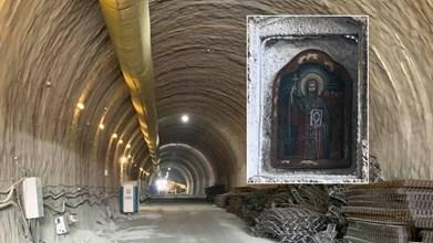 Св. Иван Рилски пази най-дългия тунел
