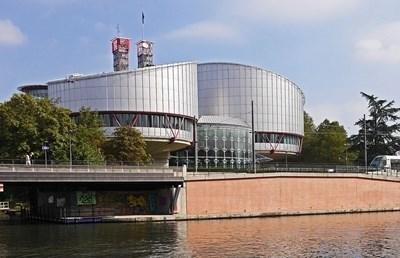 Сградата на ЕСПЧ