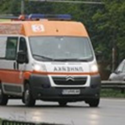 Голям камък падна върху крака на дете в Ковачевица