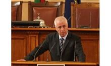Съжалявам за оставката на проф. Петров, той е отличен професионалист и човек с голямо сърце