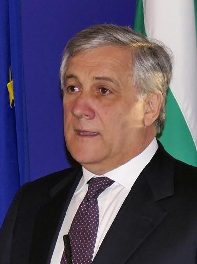 Антонио Таяни