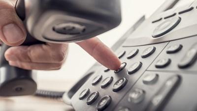 В понеделник тя получила обаждане по домашния си телефон от непознат.Мъжът се представил за полицейски началник. СНИМКА: Pixabay