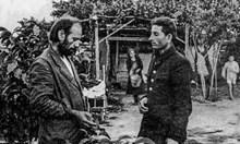 Българският светец дядо Влайчо спасява нелегал, но го вкарват в  лагера в Белене