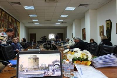 Изследване за българското присъствие в Солун бе представен в Търновския университет