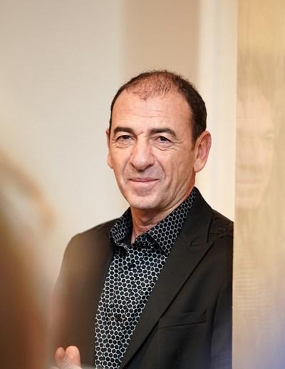 Димитър Маринов е в ролята на баща на агентка под прикритие.