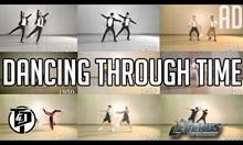 Еволюция на танците